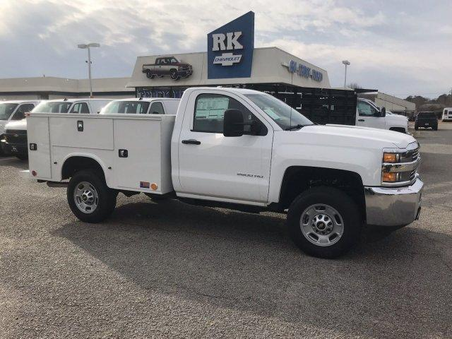 2018 Silverado 2500 Regular Cab 4x2,  Knapheide Service Body #CN86671 - photo 8