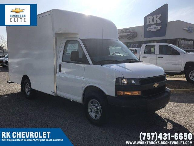 2018 Express 3500 4x2,  Supreme Cutaway Van #CN87242 - photo 1