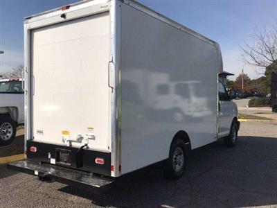 2018 Express 3500 4x2,  Supreme Spartan Cargo Cutaway Van #CN87242 - photo 2