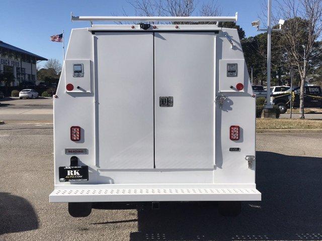 2018 Express 3500 4x2,  Reading Service Utility Van #CN87475 - photo 7