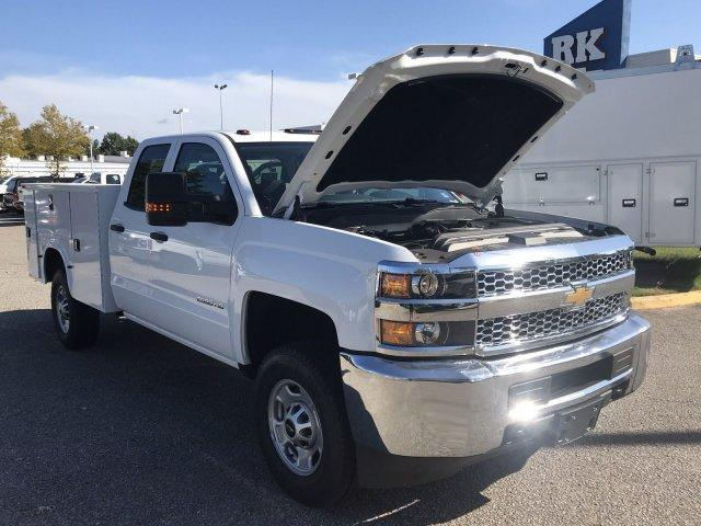 2019 Silverado 2500 Double Cab 4x4,  Knapheide Standard Service Body #CN91018 - photo 45