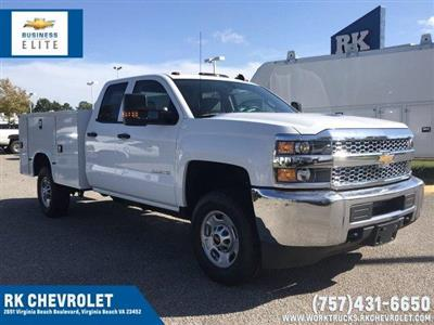 2019 Silverado 2500 Double Cab 4x4,  Knapheide Standard Service Body #CN91018 - photo 1