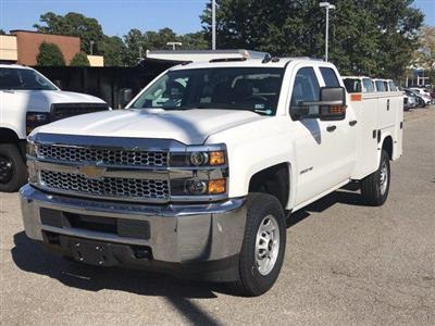 2019 Silverado 2500 Double Cab 4x4,  Knapheide Standard Service Body #CN91018 - photo 4