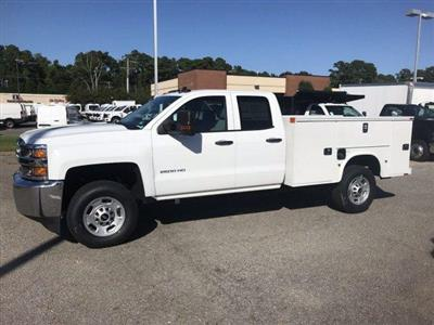 2019 Silverado 2500 Double Cab 4x4,  Knapheide Standard Service Body #CN91018 - photo 5