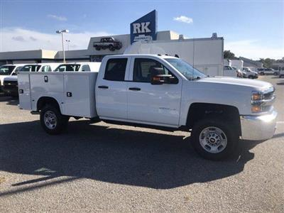 2019 Silverado 2500 Double Cab 4x4,  Knapheide Standard Service Body #CN91018 - photo 8