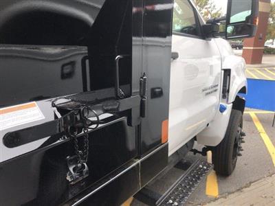2019 Silverado Medium Duty Regular Cab DRW 4x4,  Rugby Landscape Dump #CN91019 - photo 6