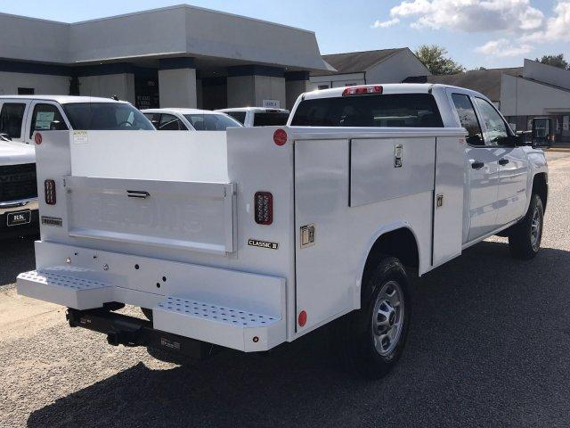 2019 Silverado 2500 Double Cab 4x2,  Reading Service Body #CN91052 - photo 1