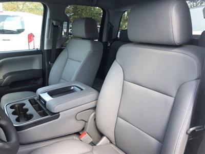 2019 Silverado 2500 Double Cab 4x2,  Reading Classic II Steel Service Body #CN91052 - photo 23