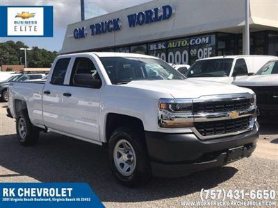 2019 Silverado 1500 Double Cab 4x4,  Pickup #CN91161 - photo 1