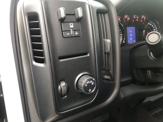 2019 Silverado 2500 Double Cab 4x2,  Reading SL Service Body #CN91185 - photo 13
