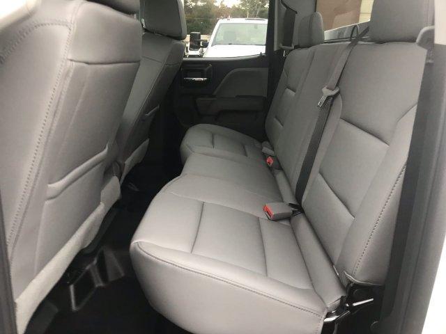 2019 Silverado 2500 Double Cab 4x2,  Reading SL Service Body #CN91185 - photo 28