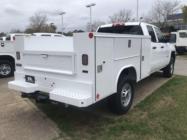 2019 Silverado 2500 Double Cab 4x2,  Reading Service Body #CN91185 - photo 1