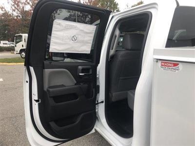 2019 Silverado 2500 Double Cab 4x2,  Reading SL Service Body #CN91185 - photo 27