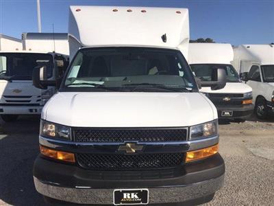 2019 Chevrolet Express 3500 4x2, Unicell Aerocell Cutaway Van #CN91276 - photo 3