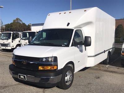 2019 Chevrolet Express 3500 4x2, Unicell Aerocell Cutaway Van #CN91276 - photo 4