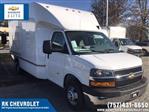 2019 Chevrolet Express 3500 4x2, Unicell Aerocell Cutaway Van #CN91276 - photo 1