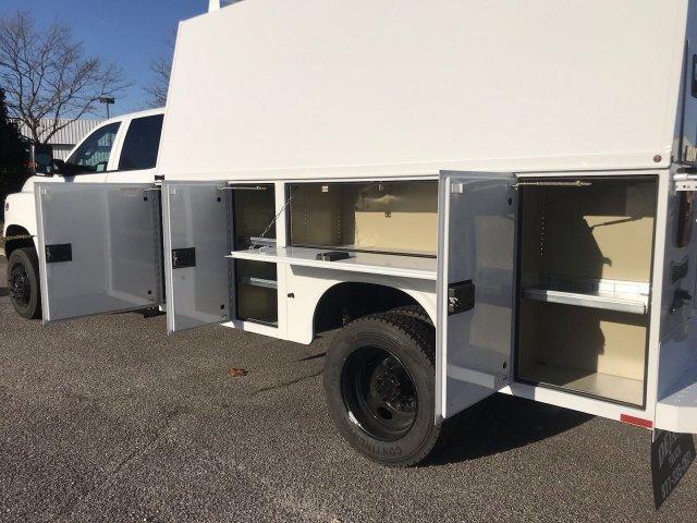 2019 Silverado Medium Duty Crew Cab DRW 4x4,  Cab Chassis #CN91282 - photo 12