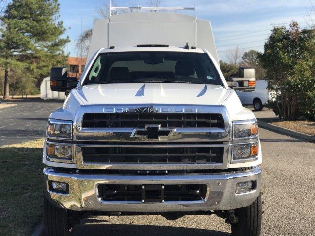 2019 Silverado Medium Duty Crew Cab DRW 4x4, Cab Chassis #CN91282 - photo 3