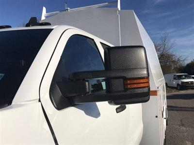 2019 Silverado Medium Duty Crew Cab DRW 4x4,  Cab Chassis #CN91282 - photo 11