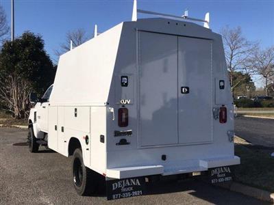 2019 Silverado Medium Duty Crew Cab DRW 4x4, Cab Chassis #CN91282 - photo 6