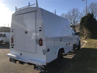 2019 Silverado Medium Duty Crew Cab DRW 4x4, Cab Chassis #CN91282 - photo 7