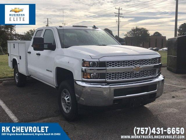 2019 Chevrolet Silverado 2500 Double Cab 4x4,  Knapheide Service Body #CN91283 - photo 1