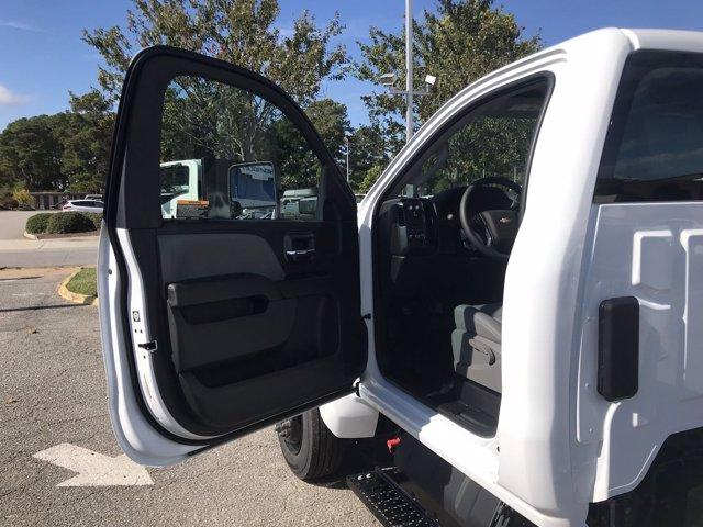 2019 Silverado 4500 Regular Cab DRW 4x2, Quality Truck Bodies & Repair Stake Bed #CN91285 - photo 13