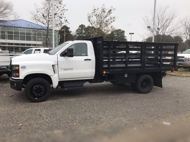 2019 Chevrolet Silverado 4500 Regular Cab DRW 4x2, Quality Truck Bodies & Repair Stake Bed #CN91285 - photo 7