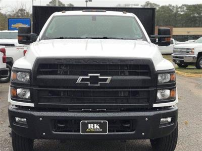 2019 Silverado 4500 Regular Cab DRW 4x2, Quality Truck Bodies & Repair Stake Bed #CN91285 - photo 4