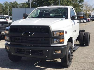 2019 Silverado 4500 Regular Cab DRW 4x2, Quality Truck Bodies & Repair Stake Bed #CN91285 - photo 38