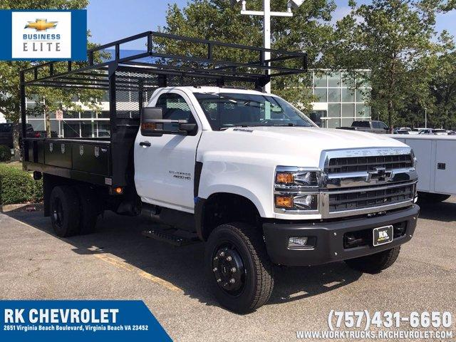2019 Silverado 4500 Regular Cab DRW 4x4, Cab Chassis #CN91286 - photo 1