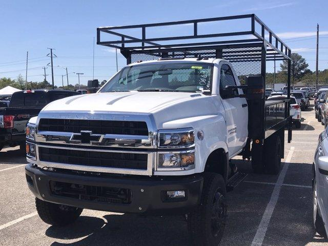 2019 Chevrolet Silverado 4500 Regular Cab DRW 4x4, Johnie Gregory Truck Bodies, Inc. Johnie Gregory Truck Bodies Default Contractor Body #CN91286 - photo 6