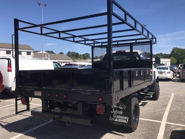 2019 Chevrolet Silverado 4500 Regular Cab DRW 4x4, Johnie Gregory Truck Bodies, Inc. Johnie Gregory Truck Bodies Default Contractor Body #CN91286 - photo 2
