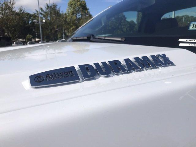 2019 Silverado 4500 Regular Cab DRW 4x4, Cab Chassis #CN91286 - photo 8