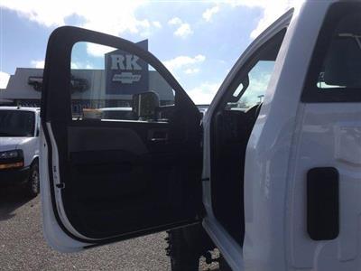 2019 Silverado 4500 Regular Cab DRW 4x4, Cab Chassis #CN91286 - photo 11