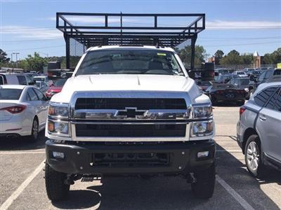 2019 Chevrolet Silverado 4500 Regular Cab DRW 4x4, Johnie Gregory Truck Bodies, Inc. Johnie Gregory Truck Bodies Default Contractor Body #CN91286 - photo 5