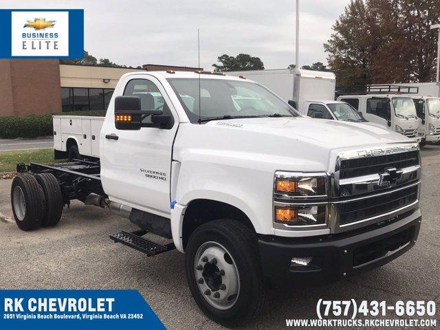 2019 Chevrolet Silverado 5500 Regular Cab DRW 4x2, Cab Chassis #CN91288 - photo 1