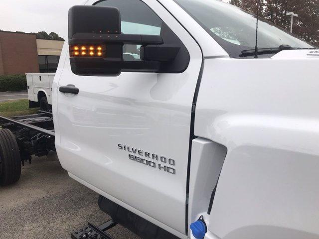 2019 Silverado 5500 Regular Cab DRW 4x2, Cab Chassis #CN91288 - photo 9