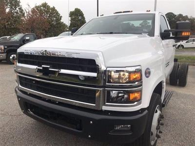 2019 Silverado 5500 Regular Cab DRW 4x2, Cab Chassis #CN91288 - photo 12