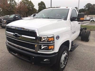 2019 Silverado 5500 Regular Cab DRW 4x2, Cab Chassis #CN91288 - photo 4