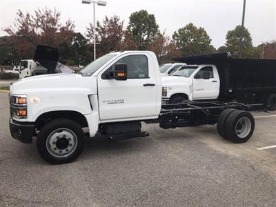 2019 Silverado 5500 Regular Cab DRW 4x2, Cab Chassis #CN91288 - photo 5