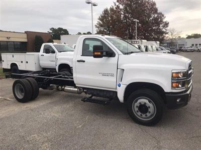 2019 Silverado 5500 Regular Cab DRW 4x2, Cab Chassis #CN91288 - photo 8