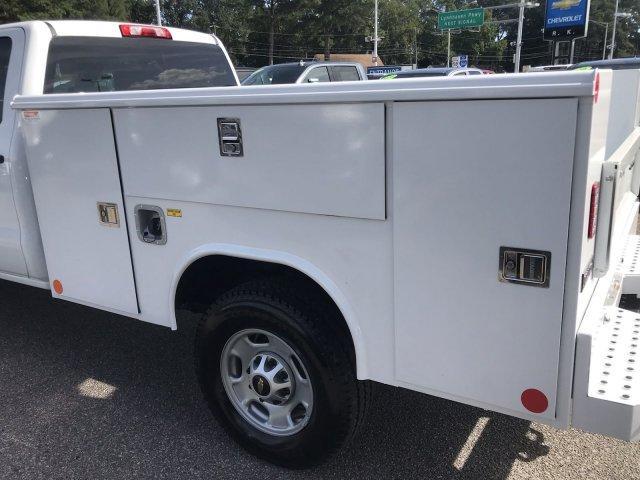2019 Silverado 2500 Double Cab 4x4,  Reading Classic II Steel Service Body #CN91290 - photo 16