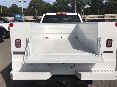 2019 Silverado 2500 Double Cab 4x4,  Reading Classic II Steel Service Body #CN91290 - photo 19