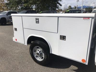2019 Silverado 2500 Double Cab 4x4,  Reading Classic II Steel Service Body #CN91290 - photo 22