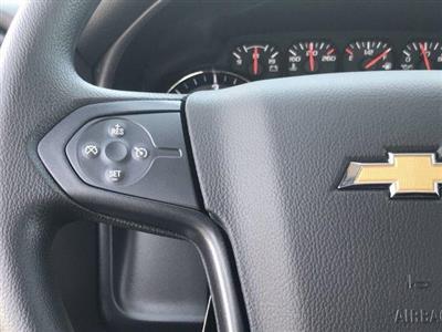 2019 Silverado 2500 Double Cab 4x4,  Reading Classic II Steel Service Body #CN91290 - photo 30