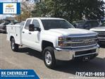2019 Silverado 2500 Double Cab 4x4,  Reading Service Body #CN91290 - photo 1