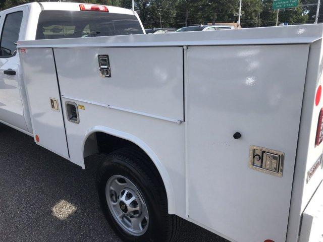 2019 Silverado 2500 Double Cab 4x2,  Reading SL Service Body #CN91291 - photo 16