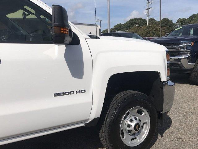 2019 Silverado 2500 Double Cab 4x2,  Reading SL Service Body #CN91291 - photo 9