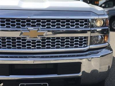 2019 Silverado 2500 Double Cab 4x2,  Reading SL Service Body #CN91291 - photo 12